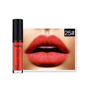 Saking 38 Colours Waterproof Long-lasting Liquid Lip Gloss
