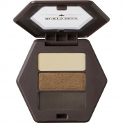 Burt's Bees 100% Natural Eye Shadow Palette with 3 Shades, Dusky Woods, 5ml