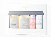 Drybar A Lil' Drybar To Go 4 Pc Travel Set - Sake Bomb, Prep Rally and Triple Sec Minis