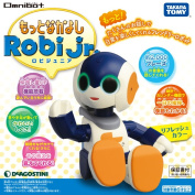robi Jr. Lobi youth finished product Omni bot