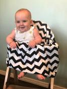 Nursing Breastfeeding Cover-Multi use-Stroller Canopy, Car Seat, Shopping Cart, Swaddler, Hi-Chair. Soft Breathable Washable