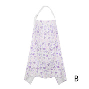 YJYdada Baby Breastfeeding Cover Mum Cotton Nursing Udder Apron Shawl Cloth