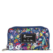 Ju-Ju-Be Classic Collection, Be Spendy Wallet - Rosy Posy