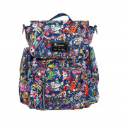 Ju-Ju-Be Tokidoki Collection, Be Sporty, Backpack - Sea Punk