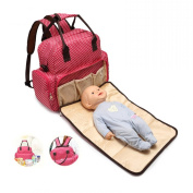 Nappy Bags Baby Changing Pad