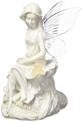 GSL SS-GSL-SF084 Garden Fairy Changeable Wings & Yellow LED Bunny
