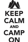Keep Calm & Camp on Workbook of Affirmations Keep Calm & Camp on Workbook of Affirmations