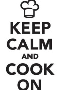 Keep Calm & Cook on Workbook of Affirmations Keep Calm & Cook on Workbook of Affirmations