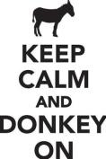 Keep Calm & Donkey on Workbook of Affirmations Keep Calm & Donkey on Workbook of Affirmations