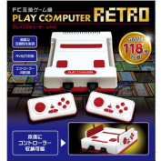 Play computer nostalgic Family Computer FC compatible machine