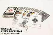 Cards bicycle rider back Poker size