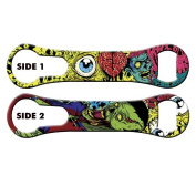 Eye Love Zombies V-Rod Bottle Opener
