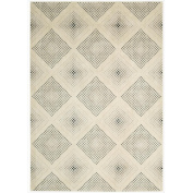 Nourison Utopia (UTP08) Champagne Rectangle Area Rug, 2.7mes by 4m