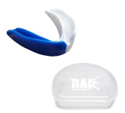 RAD Mouth Guard Gum Shield Grinding Teeth Protect For Boxing MMA Bjj Basketball