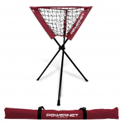 PowerNet Baseball Softball Portable Batting Practise Ball Caddy