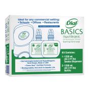 Dial Basics 1700726 DUO Manual Starter Kit with 2 Refills and 1 Smoke Dispenser