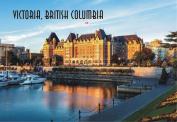 Victoria, British Columbia, Empress, Canada, Souvenir Magnet 2 x 3 Photo Fridge Magnet