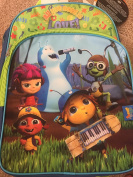 Netflix Beat Bugs Backpack and Lunch Box - All You Need is Love