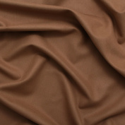 Brown Subtle Soft Microfibre Suede Felt Clothing Cushion Fabric