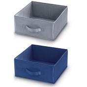Domopak Living Half Cube Storage Box