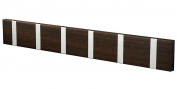 Loca Knax Tabac Coat Rack With Six Hooks - Solid Oak