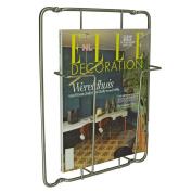 Frame-1 Magazine Rack - Stainless Steel
