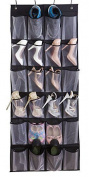 Gankarii® Large Sturdy Shoes Storage Over The Door Shoe Organiser Shoe Rack