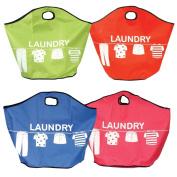 Large Strong Collapsible Folding Laundry Bag Bin Hamper Basket Sorter Organiser