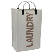 53cm Laundry Bag With Aluminium Handles Strong And Lightweight Various Colours