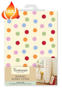 Cooksmart Extra Large 134 X 45cm Ironing Board Cover Multi Spots