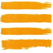 Paint Brush-style Stripes Orange 3-ply 20 Paper Napkins Serviettes 33x33cm