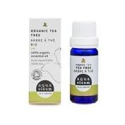 Aqua Oleum Organic Tea Tree 10 Ml