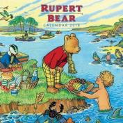 Rupert Bear Wall Calendar 2018