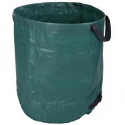 Large 270l Garden Waste Bag Rubbish Sack Waterproof Heavy Duty Reusable Bin Sac
