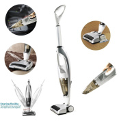 Upright Cordless Handheld Vacuum Cleaner, Stick Wet And Dry Mop Floor Sweeper