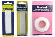 Strong Iron Wundaweb Hemming Web Wonderweb Hem No Sewing Fabric Tape 20mm Extra