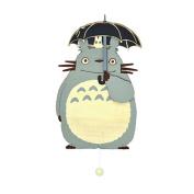 Wooden wall-mounted pulley music box / my Neighbour Totoro/ Studio Ghibli/Interior /Sekiguchi