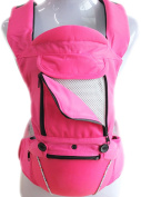 OGTOP Four Seasons GM Shoulders Baby Lapel Strap Front-mounted Multi-functional,Pink