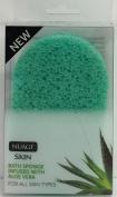 Twelve Packs Of Nuage Skin Bath Sponge Infused With Aloe Vera