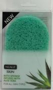 Six Packs Of Nuage Skin Bath Sponge Infused With Aloe Vera
