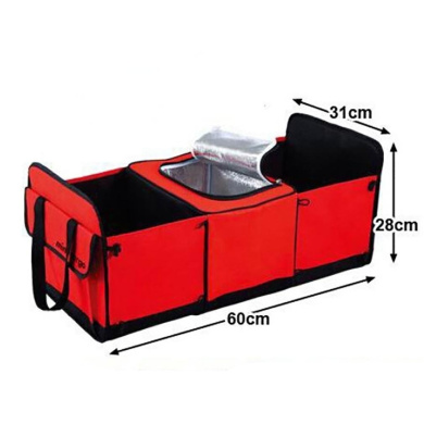 WJJ-Car Boot Bag, Auto Car Storage Organiser,Foldable Storage Boot Organiser Box,Collapsible Shopping Travel Holder For Car