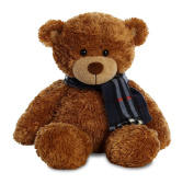 Aurora World 09978 Winter Bonnie Bear 33cm
