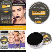 Culater® New Natural Organic Activated Charcoal Tooth Teeth Whitening Powder Tooth Care