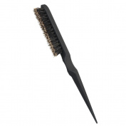 Anself Teasing Hair Brush Hair Comb Brush Bristle Massage Hairbrush Anti-static Hair Comb