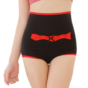 Zhhlinyuan Women's Lace Health Pants Care Underwear Prevent Leak High Waisted Underpants