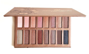 Best Pro Eyeshadow Palette Makeup - Matte + Shimmer 16 Colours - Highly