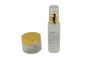 Elitzia ETCC002 Collagen Cream And Collagen Gel Set Double Moisturising Skin Care Anti Ageing Skin Smoothing Nature Glow