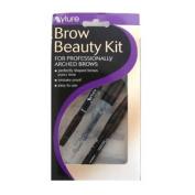 Eyebrow Beauty Kit Eylure Professional Styling Shaping Enhancing Definition Set