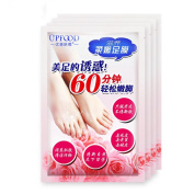 Foot Mask,Clode® 1 Pair Foot Peel Mask Exfoliating Socks Beautiful Feet, Foot peel socks, Peeling Away Dry Dead Skin Callus Remover