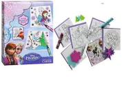 Disney Frozen Make Your Own Christmas Xmas Cards Childrens Craft Making Kit